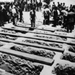 הקברים הפעורים של נרצחי הפוגרום