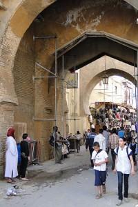 שער הכניסה למלאח בפס