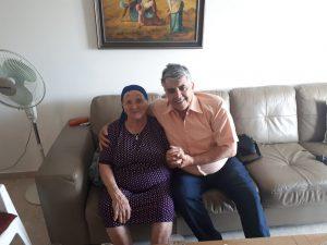 תמונה שלי עם האישה המקסימה והנהדרת