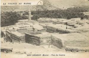 debdou 1912